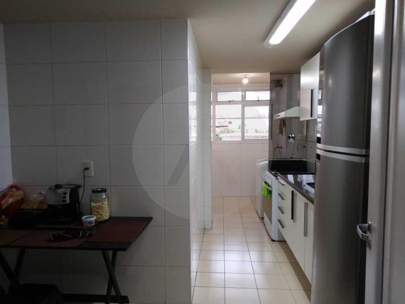 8-Aptº Padrão Itaipu - Imobiliária Agatê Imóveis vende Apartamento de 145 m² Itaipu - Niterói por 570 mil reais. - HTAP30035 - 9