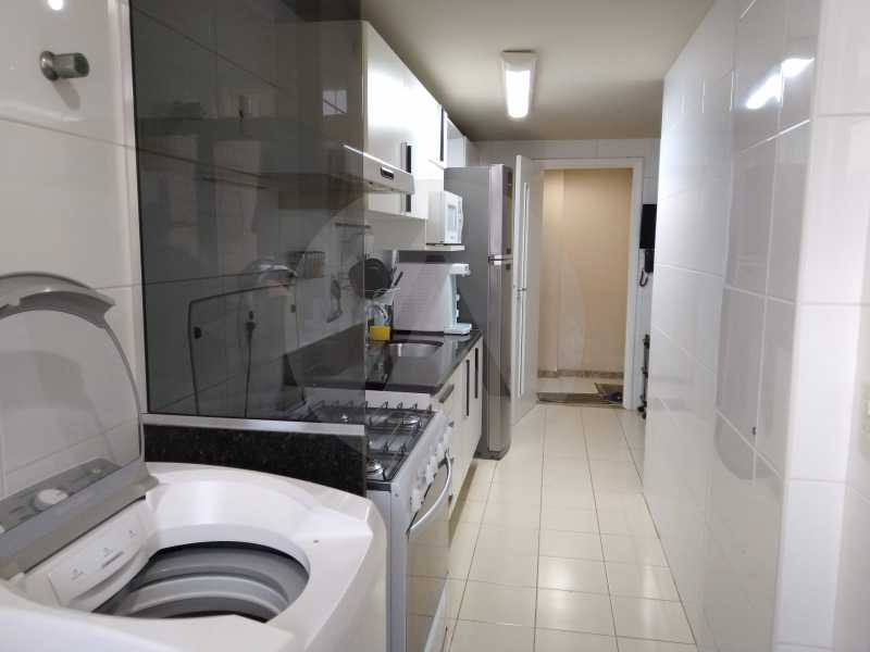 9-Aptº Padrão Itaipu - Imobiliária Agatê Imóveis vende Apartamento de 145 m² Itaipu - Niterói por 570 mil reais. - HTAP30035 - 10