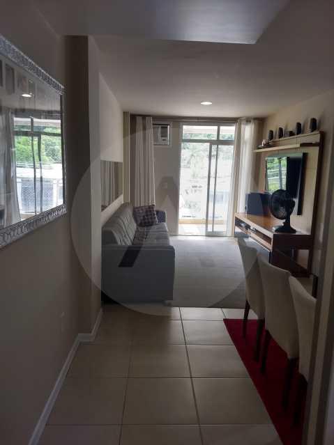 10-Aptº Padrão Itaipu - Imobiliária Agatê Imóveis vende Apartamento de 145 m² Itaipu - Niterói por 570 mil reais. - HTAP30035 - 11