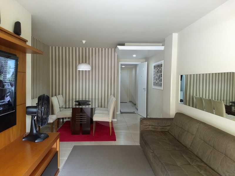 15-Aptº Padrão Itaipu - Imobiliária Agatê Imóveis vende Apartamento de 145 m² Itaipu - Niterói por 570 mil reais. - HTAP30035 - 16