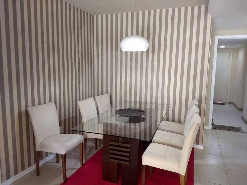 16-Aptº Padrão Itaipu - Imobiliária Agatê Imóveis vende Apartamento de 145 m² Itaipu - Niterói por 570 mil reais. - HTAP30035 - 17