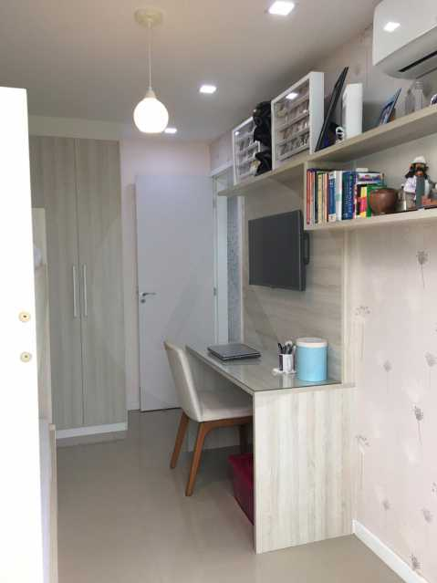 21-Cobertura Linear Itaipu. - Imobiliária Agatê Imóveis vende Cobertura Linear de 106 m² Itaipu - Niterói por 700 mil reais - HTCO20007 - 22