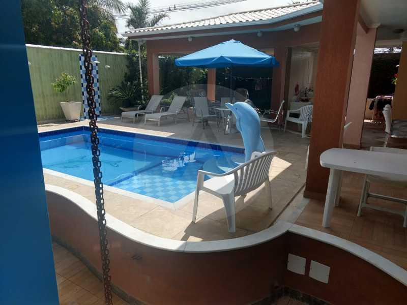 3 Casa em Condomínio Itaipu. - Imobiliária Agatê Imóveis vende Casa em Condomínio de 350 m² Itaipu - Niterói por 1.200.000 mil reais. - HTCN40009 - 8