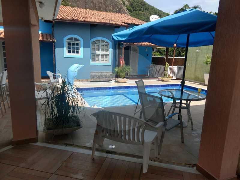 4 Casa em Condomínio Itaipu. - Imobiliária Agatê Imóveis vende Casa em Condomínio de 350 m² Itaipu - Niterói por 1.200.000 mil reais. - HTCN40009 - 9