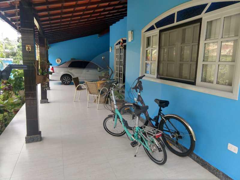 11 Casa em Condomínio Itaipu. - Imobiliária Agatê Imóveis vende Casa em Condomínio de 350 m² Itaipu - Niterói por 1.200.000 mil reais. - HTCN40009 - 18