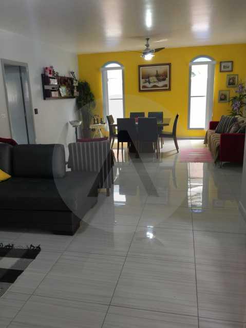 12 Casa em Condomínio Itaipu. - Imobiliária Agatê Imóveis vende Casa em Condomínio de 350 m² Itaipu - Niterói por 1.200.000 mil reais. - HTCN40009 - 19