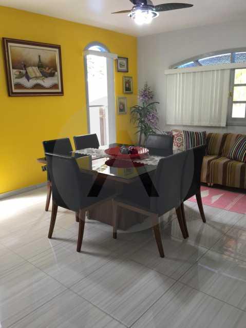 13 Casa em Condomínio Itaipu. - Imobiliária Agatê Imóveis vende Casa em Condomínio de 350 m² Itaipu - Niterói por 1.200.000 mil reais. - HTCN40009 - 20
