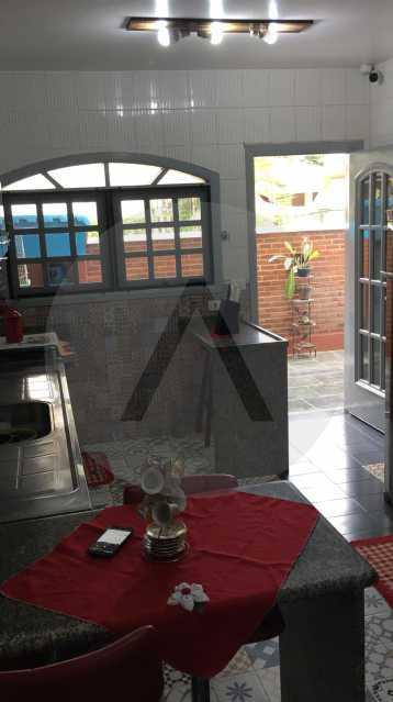 17 Casa em Condomínio Itaipu. - Imobiliária Agatê Imóveis vende Casa em Condomínio de 350 m² Itaipu - Niterói por 1.200.000 mil reais. - HTCN40009 - 22