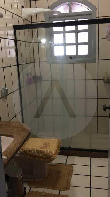 19 Casa em Condomínio Itaipu. - Imobiliária Agatê Imóveis vende Casa em Condomínio de 350 m² Itaipu - Niterói por 1.200.000 mil reais. - HTCN40009 - 24