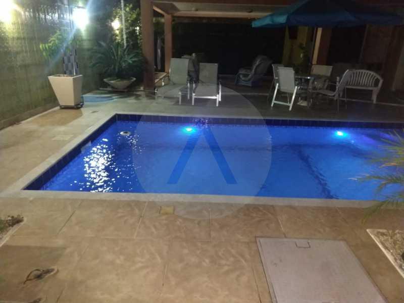 28 Casa em Condomínio Itaipu. - Imobiliária Agatê Imóveis vende Casa em Condomínio de 350 m² Itaipu - Niterói por 1.200.000 mil reais. - HTCN40009 - 4