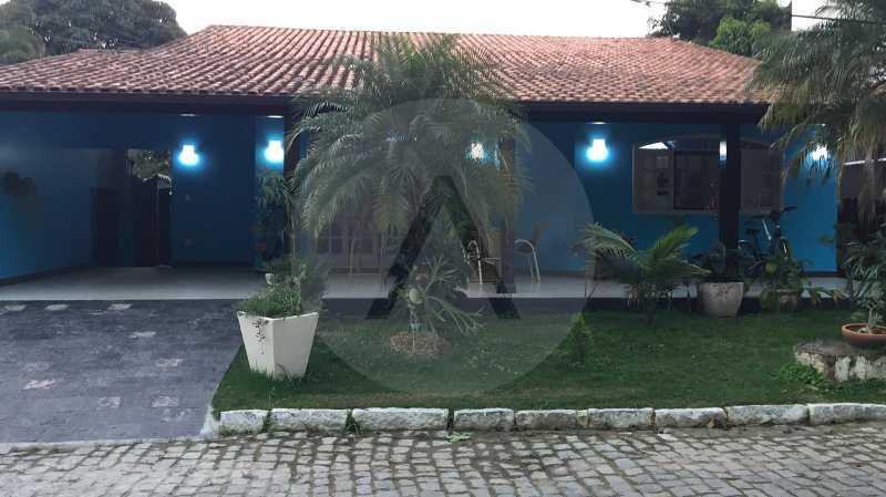 29 Casa em Condomínio Itaipu. - Imobiliária Agatê Imóveis vende Casa em Condomínio de 350 m² Itaipu - Niterói por 1.200.000 mil reais. - HTCN40009 - 1