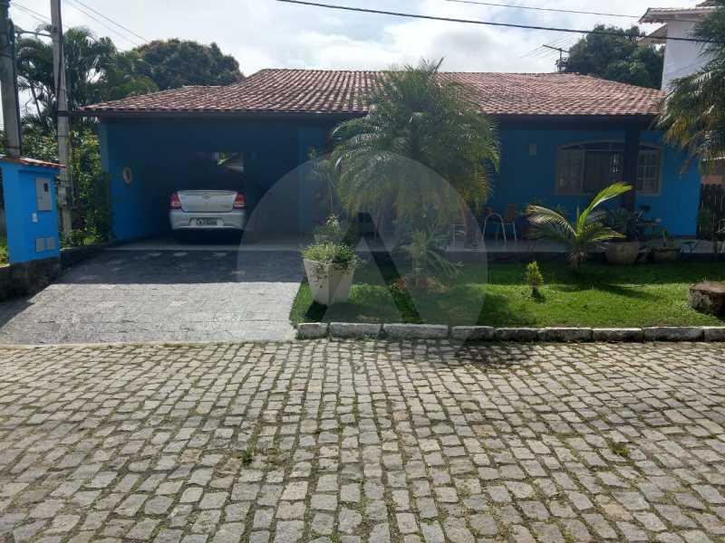 30 Casa em Condomínio Itaipu. - Imobiliária Agatê Imóveis vende Casa em Condomínio de 350 m² Itaipu - Niterói por 1.200.000 mil reais. - HTCN40009 - 5