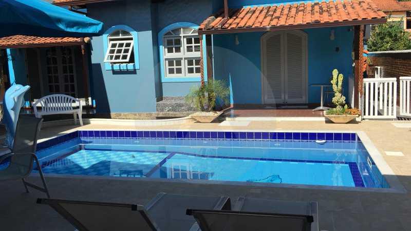 10 Casa em Condomínio Itaipu. - Imobiliária Agatê Imóveis vende Casa em Condomínio de 350 m² Itaipu - Niterói por 1.200.000 mil reais. - HTCN40009 - 10