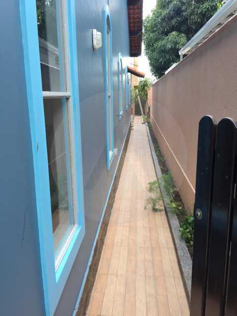 12 Casa em Condomínio Itaipu. - Imobiliária Agatê Imóveis vende Casa em Condomínio de 350 m² Itaipu - Niterói por 1.200.000 mil reais. - HTCN40009 - 6