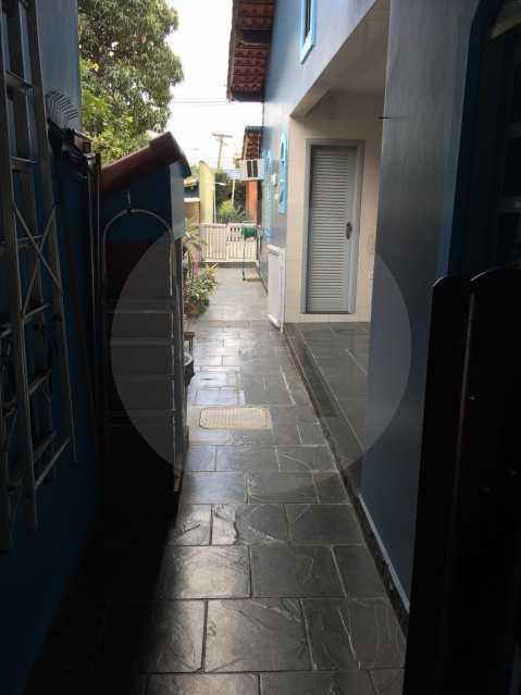 13 Casa em Condomínio Itaipu. - Imobiliária Agatê Imóveis vende Casa em Condomínio de 350 m² Itaipu - Niterói por 1.200.000 mil reais. - HTCN40009 - 7