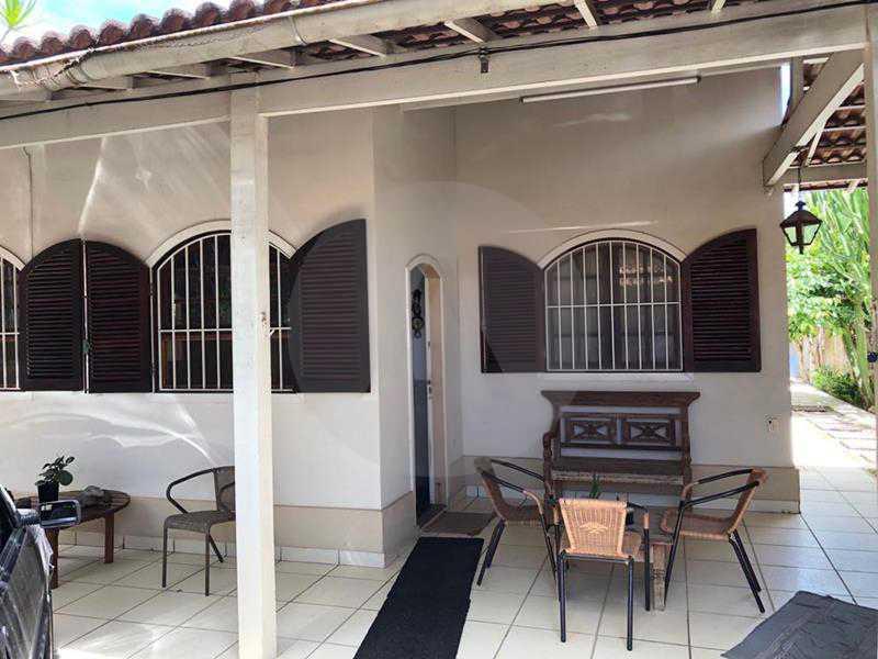 2-Casa Linear Piratininga. - Casa 4 quartos à venda Piratininga, Niterói - R$ 700.000 - HTCA40104 - 3
