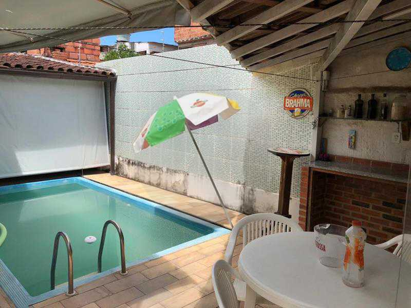 6-Casa Linear Piratininga. - Casa 4 quartos à venda Piratininga, Niterói - R$ 700.000 - HTCA40104 - 7