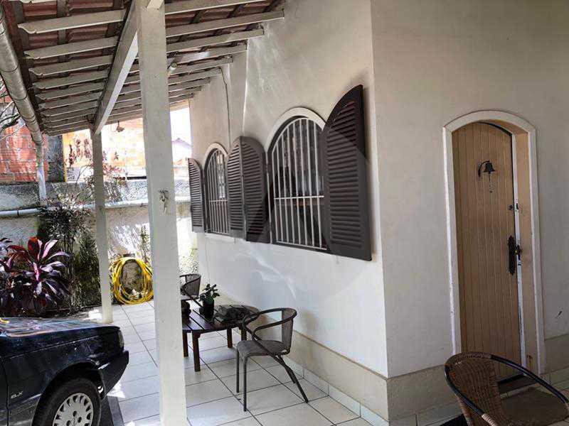 8-Casa Linear Piratininga. - Casa 4 quartos à venda Piratininga, Niterói - R$ 700.000 - HTCA40104 - 9