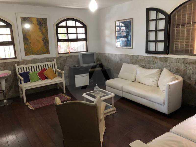 9-Casa Linear Piratininga. - Casa 4 quartos à venda Piratininga, Niterói - R$ 700.000 - HTCA40104 - 10