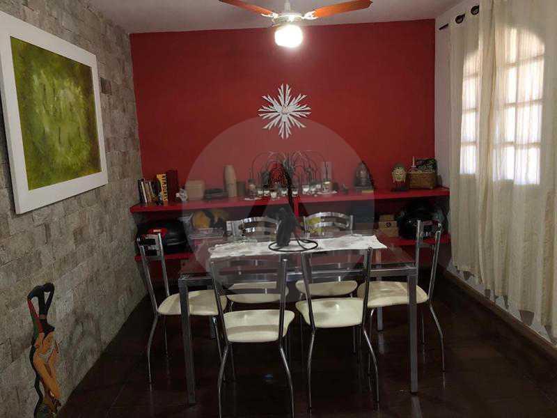 10-Casa Linear Piratininga. - Casa 4 quartos à venda Piratininga, Niterói - R$ 700.000 - HTCA40104 - 11