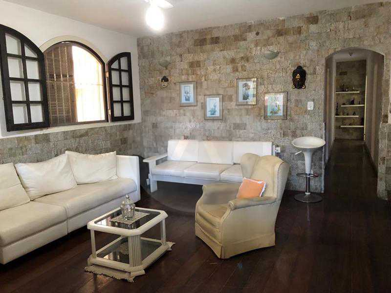 11-Casa Linear Piratininga. - Casa 4 quartos à venda Piratininga, Niterói - R$ 700.000 - HTCA40104 - 12