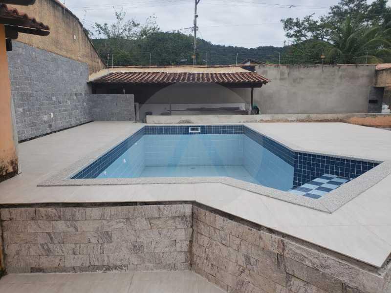 2-Casa Duplex Itaipu. - Imobiliária Agatê Imóveis vende Casa Linear de 120 m² Itaipu - Niterói por 610 mil reais - HTCA20032 - 3