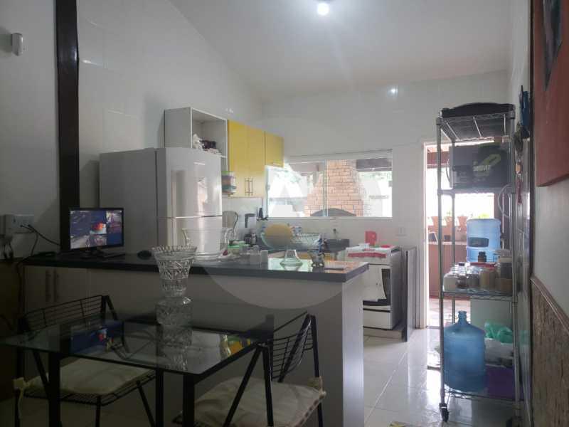 9-Casa Duplex Itaipu. - Imobiliária Agatê Imóveis vende Casa Linear de 120 m² Itaipu - Niterói por 610 mil reais - HTCA20032 - 10