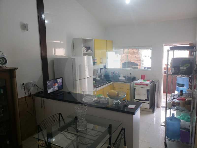 10-Casa Duplex Itaipu. - Imobiliária Agatê Imóveis vende Casa Linear de 120 m² Itaipu - Niterói por 610 mil reais - HTCA20032 - 11