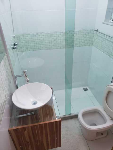 11-Casa Duplex Itaipu. - Imobiliária Agatê Imóveis vende Casa Linear de 120 m² Itaipu - Niterói por 610 mil reais - HTCA20032 - 12