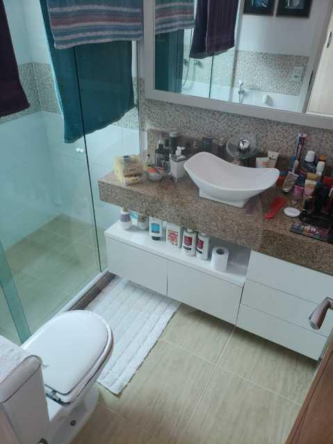 15-Casa Duplex Itaipu. - Imobiliária Agatê Imóveis vende Casa Linear de 120 m² Itaipu - Niterói por 610 mil reais - HTCA20032 - 16