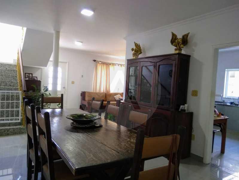 9 Casa Duplex Piratininga. - Imobiliária Agatê Imóveis vende Casa Duplex de 340m² Piratininga - Niterói. - HTCA60001 - 8