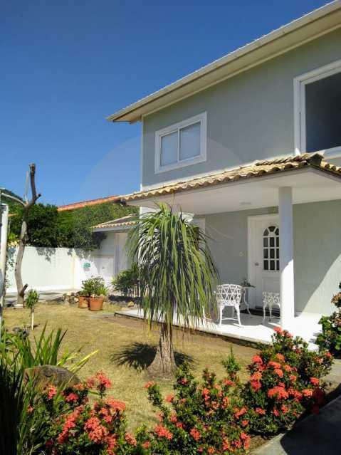 4 Casa Duplex Piratininga. - Imobiliária Agatê Imóveis vende Casa Duplex de 340m² Piratininga - Niterói. - HTCA60001 - 4