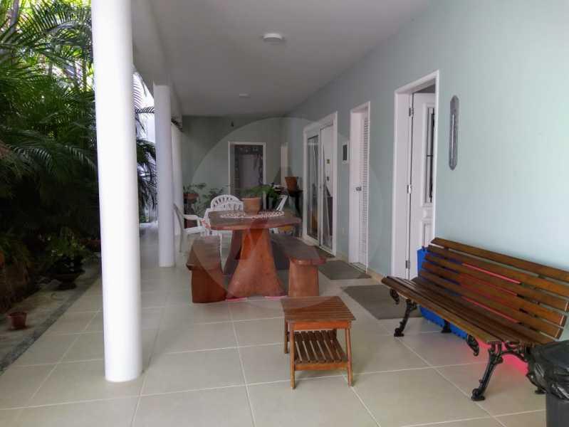 8 Casa Duplex Piratininga. - Imobiliária Agatê Imóveis vende Casa Duplex de 340m² Piratininga - Niterói. - HTCA60001 - 7