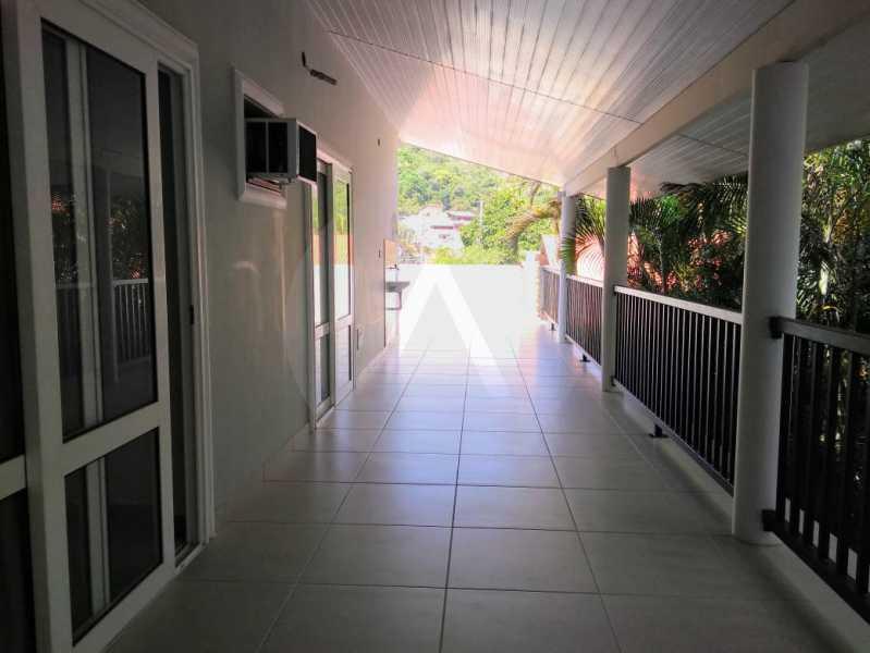 16 Casa Duplex Piratininga. - Imobiliária Agatê Imóveis vende Casa Duplex de 340m² Piratininga - Niterói. - HTCA60001 - 15