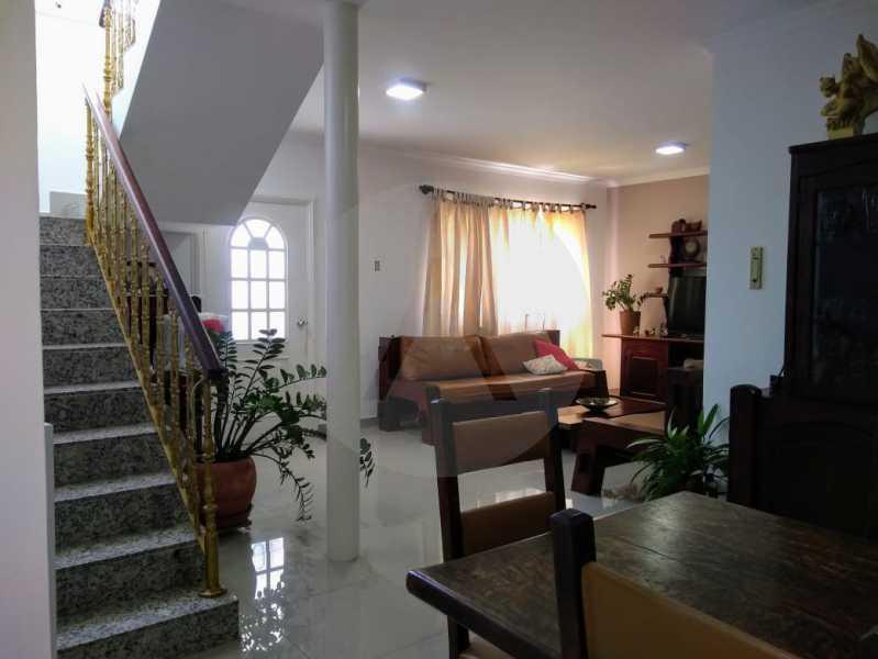 13 Casa Duplex Piratininga. - Imobiliária Agatê Imóveis vende Casa Duplex de 340m² Piratininga - Niterói. - HTCA60001 - 12