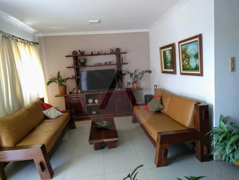 11 Casa Duplex Piratininga. - Imobiliária Agatê Imóveis vende Casa Duplex de 340m² Piratininga - Niterói. - HTCA60001 - 10