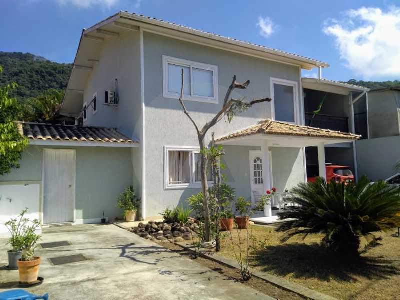 6 Casa Duplex Piratininga. - Imobiliária Agatê Imóveis vende Casa Duplex de 340m² Piratininga - Niterói. - HTCA60001 - 5