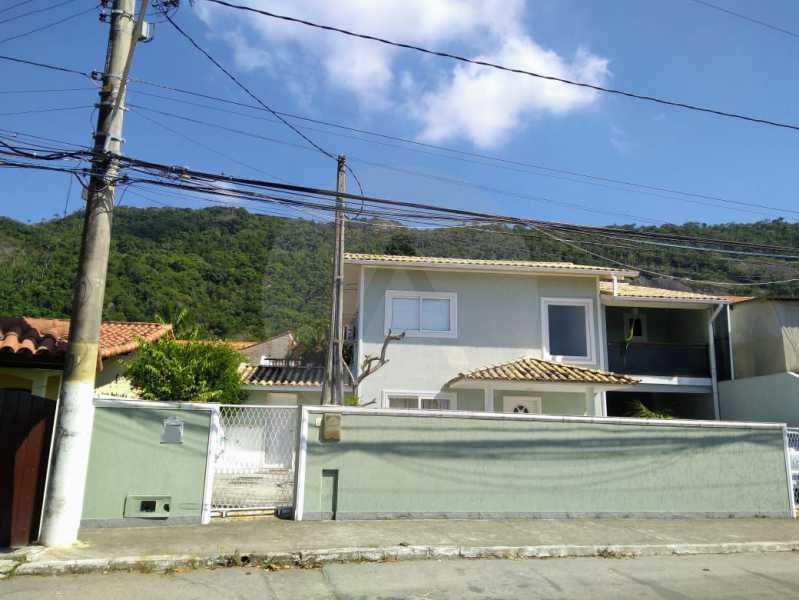 1 Casa Duplex Piratininga. - Imobiliária Agatê Imóveis vende Casa Duplex de 340m² Piratininga - Niterói. - HTCA60001 - 19