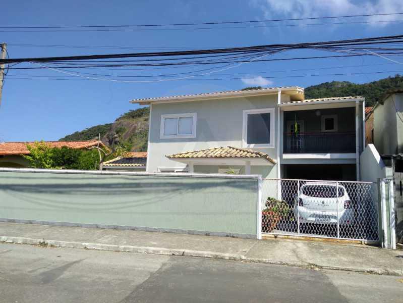 2 Casa Duplex Piratininga. - Imobiliária Agatê Imóveis vende Casa Duplex de 340m² Piratininga - Niterói. - HTCA60001 - 20