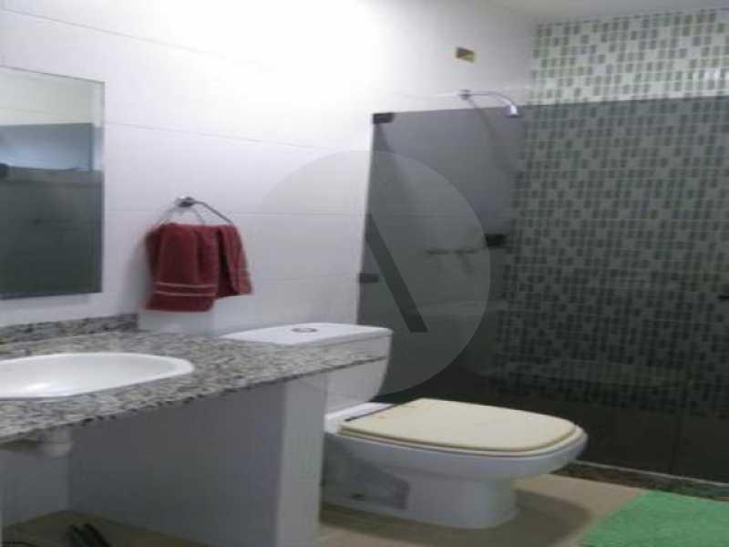 15 Casa Duplex Piratininga  - Imobiliária Agatê Imóveis vende Casa Duplex de 340m² Piratininga - Niterói. - HTCA60001 - 14