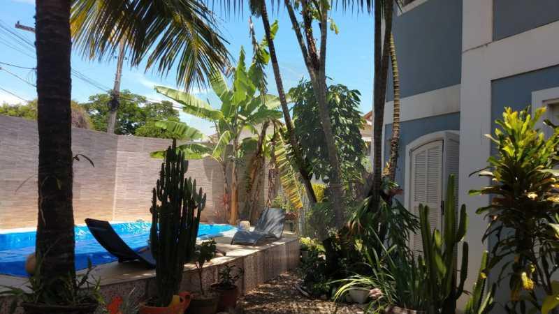 1 Casa Condomínio Itaipu. - Casa em Condomínio 3 quartos à venda Itaipu, Niterói - R$ 750.000 - HTCN30092 - 1