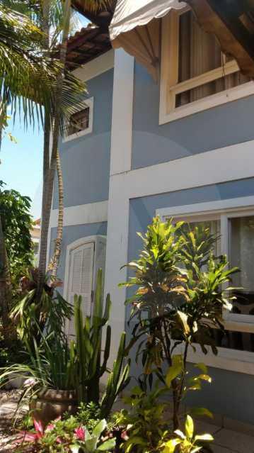 3 Casa Condomínio Itaipu. - Casa em Condomínio 3 quartos à venda Itaipu, Niterói - R$ 750.000 - HTCN30092 - 4