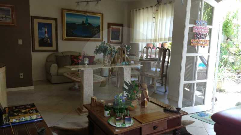 4 Casa Condomínio Itaipu. - Casa em Condomínio 3 quartos à venda Itaipu, Niterói - R$ 750.000 - HTCN30092 - 5