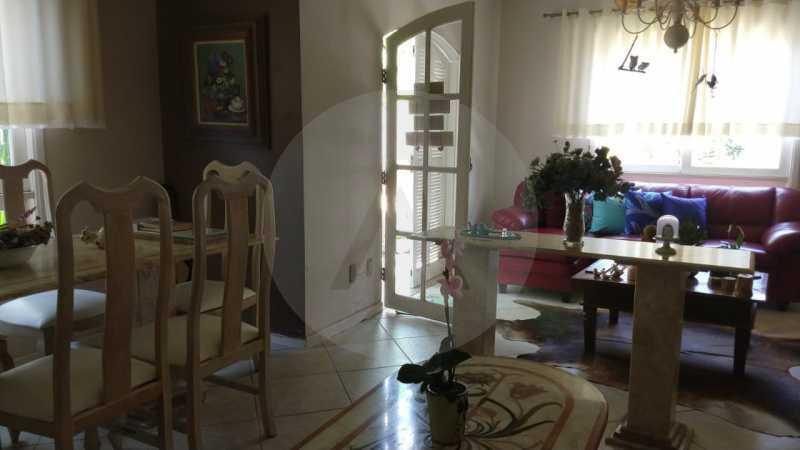 5 Casa Condomínio Itaipu. - Casa em Condomínio 3 quartos à venda Itaipu, Niterói - R$ 750.000 - HTCN30092 - 6