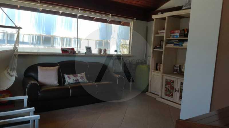 6 Casa Condomínio Itaipu. - Casa em Condomínio 3 quartos à venda Itaipu, Niterói - R$ 750.000 - HTCN30092 - 7