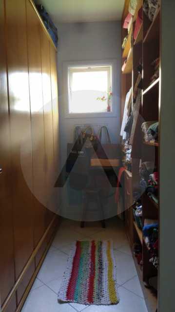 12 Casa Condomínio Itaipu. - Casa em Condomínio 3 quartos à venda Itaipu, Niterói - R$ 750.000 - HTCN30092 - 13