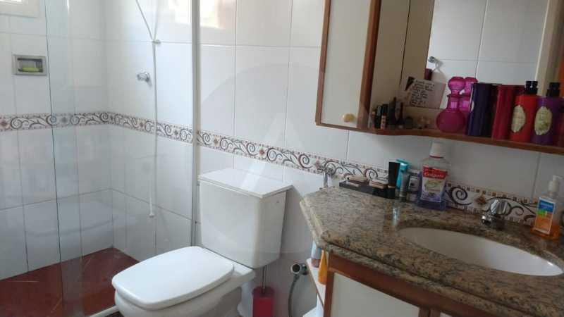 14 Casa Condomínio Itaipu. - Casa em Condomínio 3 quartos à venda Itaipu, Niterói - R$ 750.000 - HTCN30092 - 15