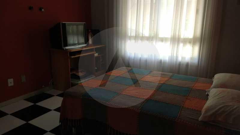 15 Casa Condomínio Itaipu. - Casa em Condomínio 3 quartos à venda Itaipu, Niterói - R$ 750.000 - HTCN30092 - 16