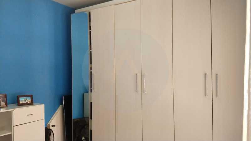 18 Casa Condomínio Itaipu. - Casa em Condomínio 3 quartos à venda Itaipu, Niterói - R$ 750.000 - HTCN30092 - 19