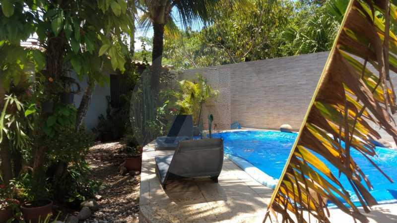28 Casa Condomínio Itaipu. - Casa em Condomínio 3 quartos à venda Itaipu, Niterói - R$ 750.000 - HTCN30092 - 29